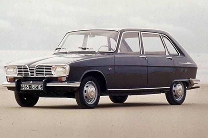 Renault 16 (Foto: Autoportal)