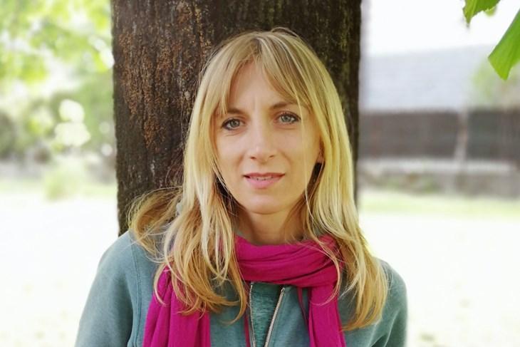 Roberta Dubac, pjesnikinja, pripovjedačica, višestruko nagrađena književnica (Snimila Erika Quattrocchi)
