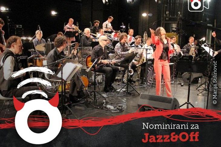 Tamara Obrovac nominirana za nagradu Jazz & Off