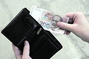 Novčanik, ilustracija