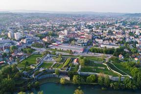 Banja Luka panorama