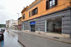 Zainteresirani zakupci mogu velik prostor u Istarskoj ulici razgledati u srijedu, 27. siječnja (Snimio Dučko Marušić Čiči)