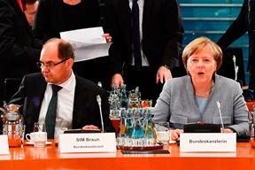 Schmidt je posljednju misiju u BiH imao 2019. godine kada se, po nalogu kancelarke Angele Merkel, bavio migrantima (EPA)