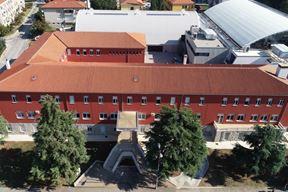 Srednja škola Mate Blažine Labin