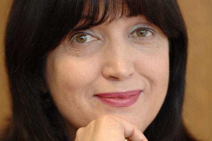 Gordana Čalić Šverko (Snimio Milivoj Mijošek)
