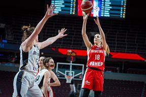 PREUZELA ODGOVORNOST U ZAVRŠNICI S NJEMAČKOM - Ivana Dojkić (FIBA)