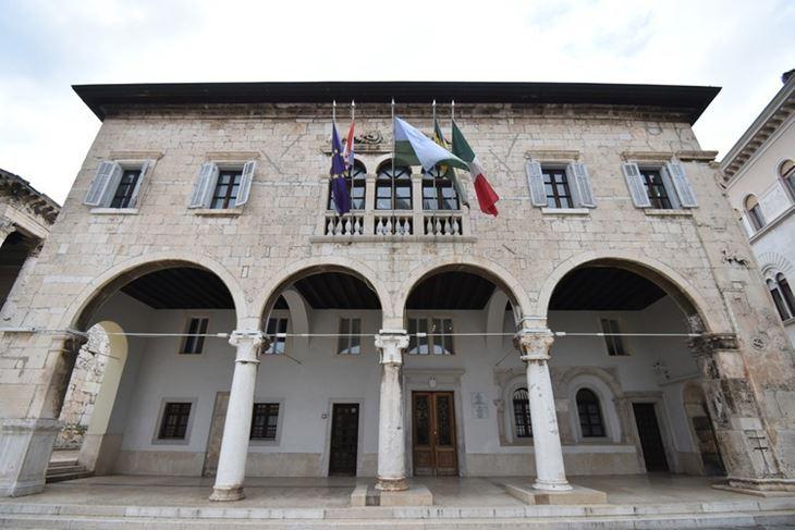 Komunalna palača Grad Pula