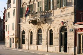 Općinski sud u Rovinju (Arhiva Glasa Istre)