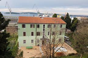 Dom za odgoj djece i mladeži nalazi se u Vili Toscana na Monte Zaru (Snimila Mirjana Vermezović Ivanović)
