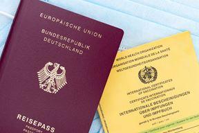 Covid putovnicaPIXABAY