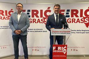 Goran Subotić i Danijel Ferić (Foto: SDP)