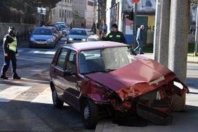 Protiv vozača Fiat Una će biti podnesen optužni prijedlog (Snimio Milivoj Mijošek)