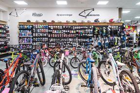 Keindl sport je specijaliziran prije svega na bicikle i opremu