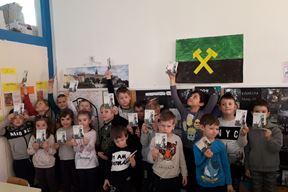 Djeca posjetila kovarski postav (Snimio Branko Biočić)