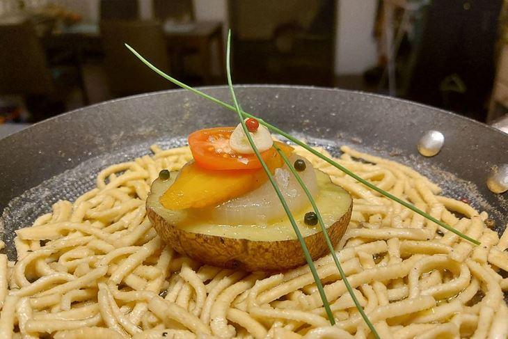 Pašta alla Nonin vrt by The Outlaw Chef
