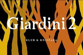 Klub/knjižara Giardini 2, Pula
