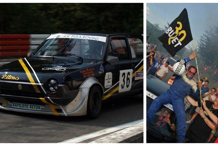 Mario Delmoro - višestruki prvak u automobilizmu