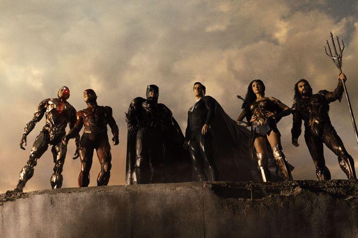 Liga pravde Zacka Snydera