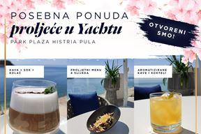 Yacht Beach Bar & Restaurant hotela Park Plaza Histria