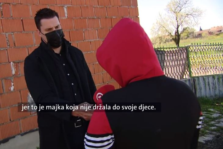 (Foto Screenshot Nova TV)