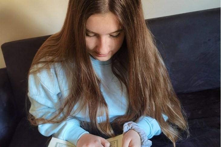 Erna Mujadžić Trako odlična je učenica 6. razreda OŠ Tone Peruška