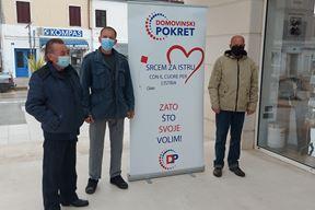 Denis Damiani, Goran Krstinić i Stjepan Robotić (Snimila Sanja Bosnić)