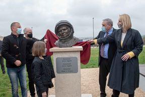 Skulptura je napravljena u Moskvi