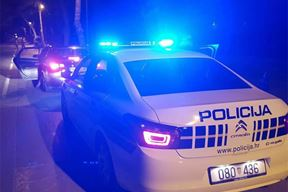 policija prometna nesreca