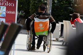 Osobe s invaliditetom susreću se s nizom problema (Snimio Milivoj Mijošek)