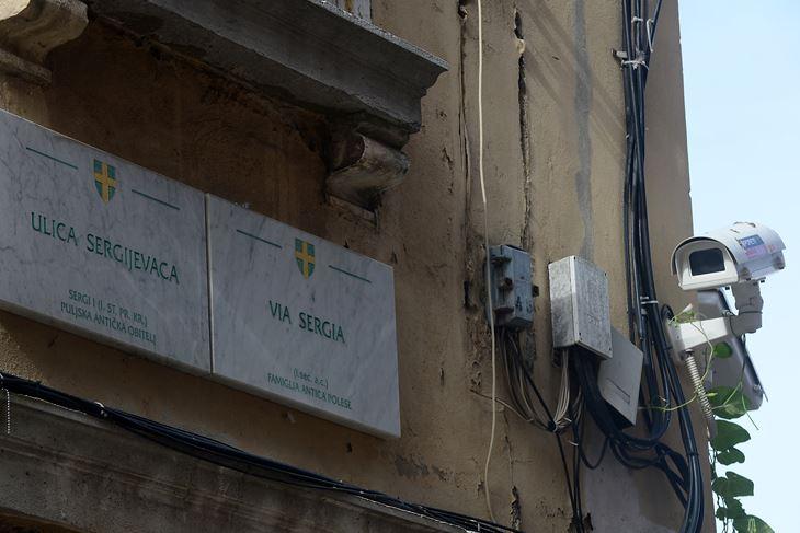 Nadzorne kamere Pulaparkinga (Snimio Manuel Angelini / Arhiva)