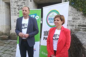 Renato Krulčić i Kristina Jurić (Snimio Anđelo Dagostin)