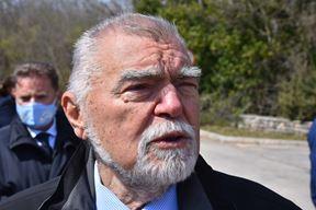 Stjepan Mesić (Snimio Duško Marušić Čiči)