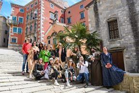 Influenceri s glumcima Istra Inspirita (Foto: Prime Time Komunikacije)