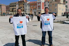 Majice će se prodavati u humanitarne svrhe