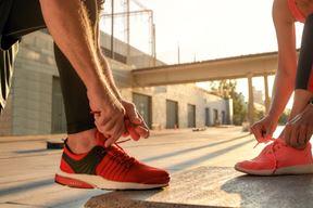 Vježbajte na otvorenom ili kod kuće u udobnim tenisicama