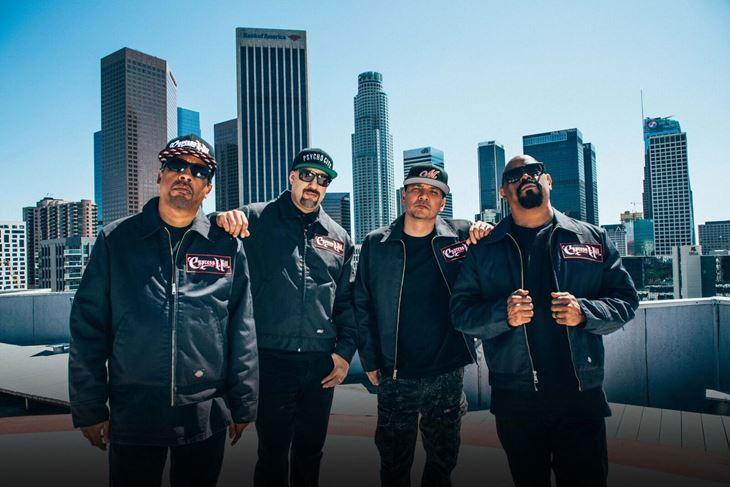 Potvrdili da u Umag dolaze iduće godine: Cypress Hill Eithan Miskevich