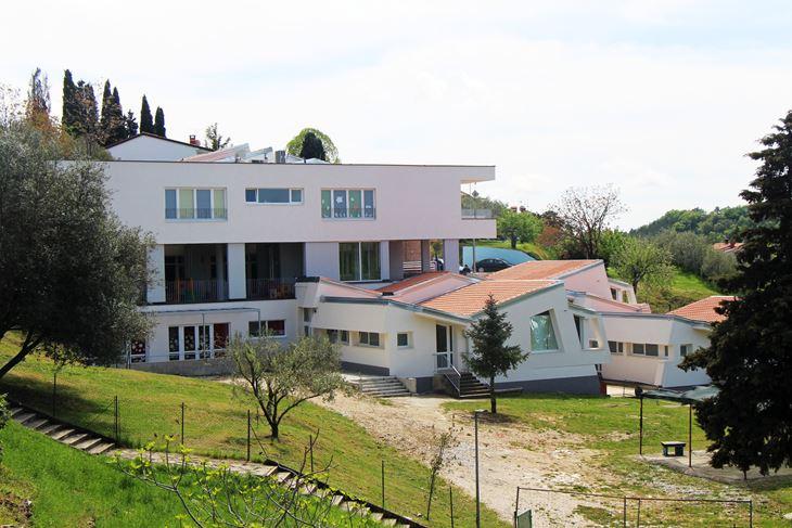 Uz energetsku obnovu postojećeg dijela, zgrada vrtića je i dograđena (Snimio Luka Jelavić)
