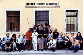 Prije deset godina - na otvaranju Kluba PFT-a (Snimio Saša Bestulić)