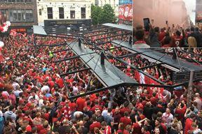 Eksperimentalni koncert u Liverpoolu - 4000 ljudi bez maski i socijalne distance (Foto Platforma 'Sigurna okupljanja')