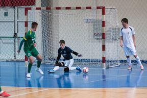 UZ ODLIČNE OBRANE STIGAO I ZATRESTI PROTIVNIČKU MREŽU - Franko Jamičić (Foto: Futsal Pula)