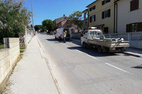 Radovi su počeli na Partizanskom putu