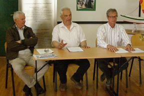 Ennio Forlani, Valmer Cusma i Gianclaudio Pellizzer