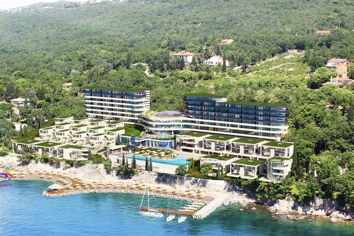 Rijeka, hotel Hilton