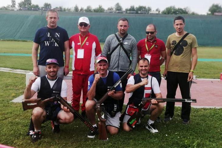 Hrvatski reprezentativci u Lovatu