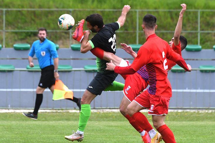 Detalj s utakmice (Snimio Milivoj Mijošek)