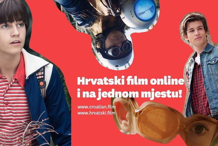 Osim na internetskoj stranici croatian.film, bazi se može pristupiti i putem nove domene – www.hrvatski.film