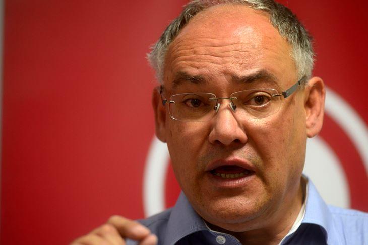 Damir Kajin nezavisni je kandidat za gradonačelnika Buzeta na listu SDP-a (Snimio Dejan Štifanić)