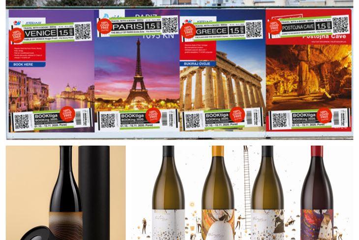 Studio Sonda finalist je u kategoriji Serija plakata / Studio Tumpić/Prenc - Otkrivanje mikrokosmosa biodinamičkih vina / Studio Sonda - Berba