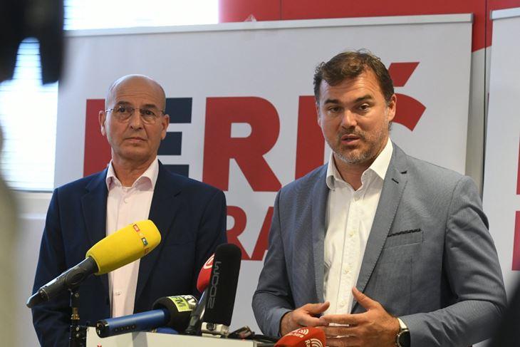Vili Bassanesse i Danijel Ferić