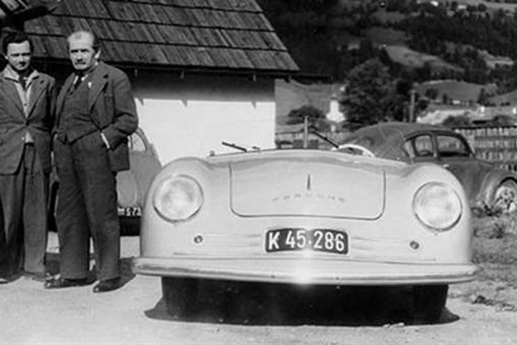 I Porsche No. 1, kao i prvih pedesetak primjeraka produkcijskog modela Porsche 356 proizvedeni su u koruškom mjestu Gmünd